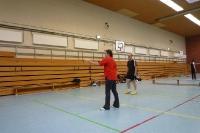 Badminton Herbstcup 2016