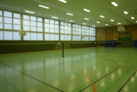 Badminton Neujahrsturnier