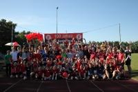 Marathonstaffel - Weltrekord