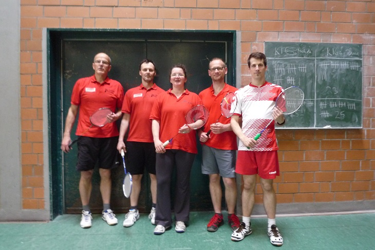 Badminton Kreismeisterschaften 2017 in Bad Bodenteich