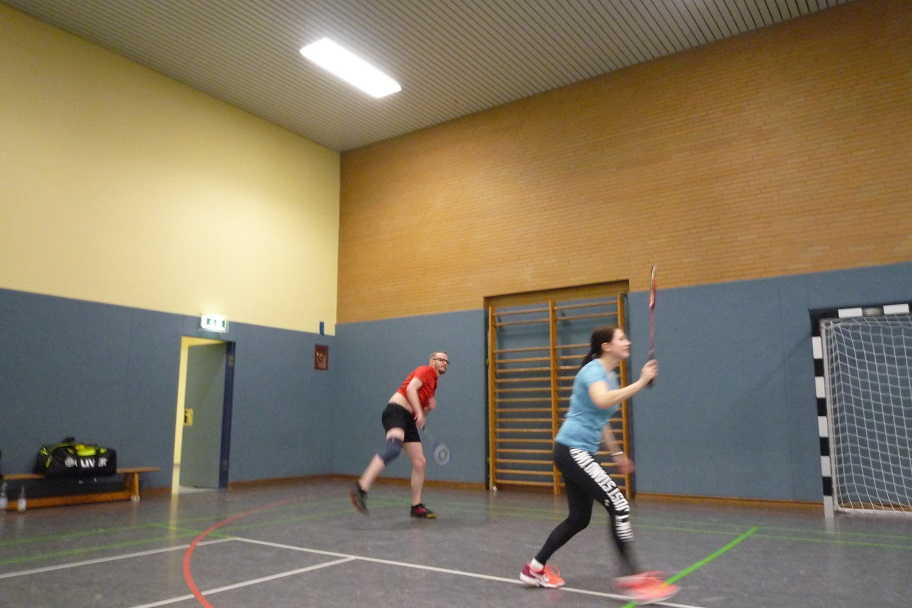 Trainingsabend in Dannenberg